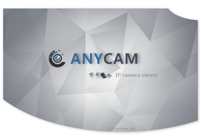 Anycam iO - IP Camera Software  Easy to Setup & Easy to Use