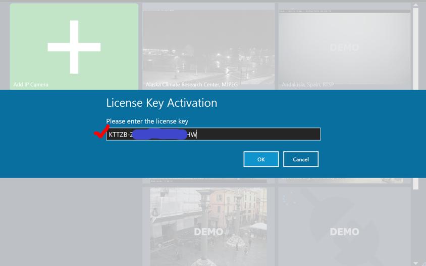 AnyCam license key